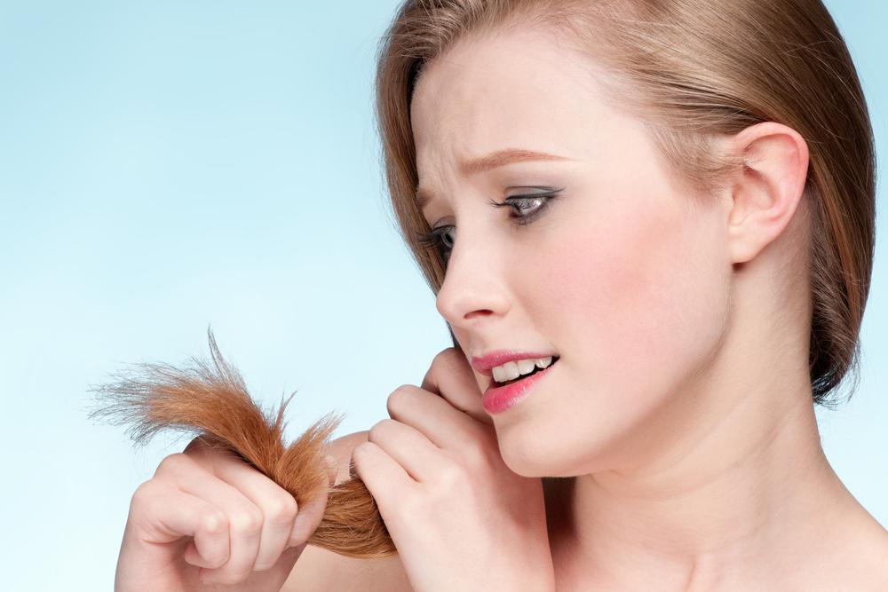 Ломаются волосы что делать