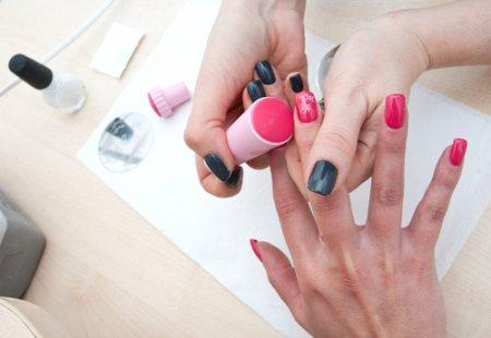 Маникюр-стемпинг - дизайн ваших ногтей