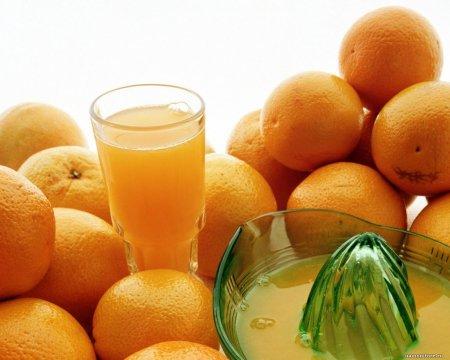 Свежевыжатый сок по утрам
