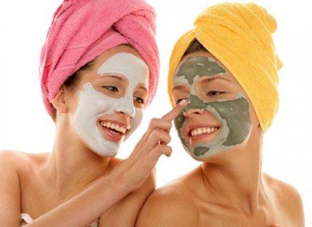 Натуральные маски для кожи